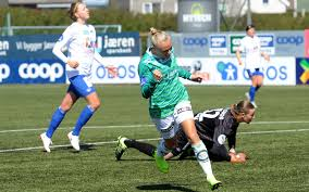 Nine goals in 21 games: Yallop on fire in Norway