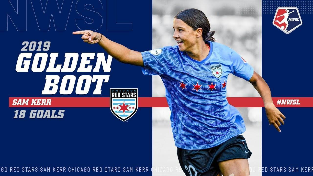 18 goals 'and not one header': Kerr crowned NWSL Player of the Year, Golden Boot,