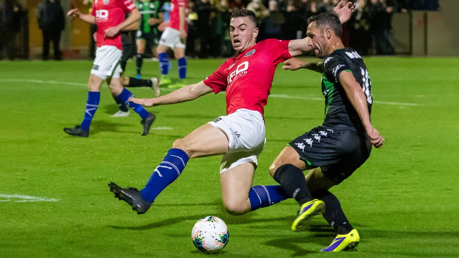 No point to a second tier without promotion/relegation, says NPL star