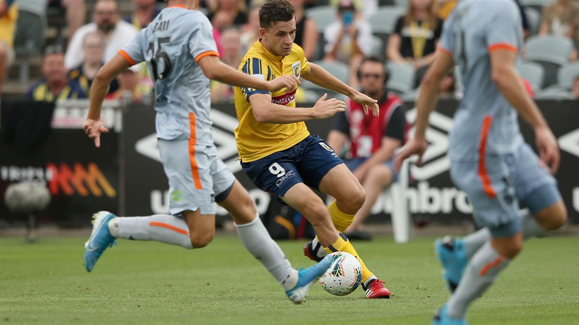 Central Coast Mariners vs Brisbane Roar: Player Ratings