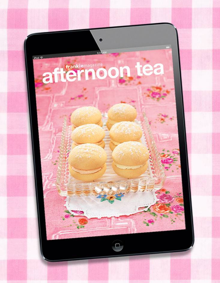 afternoon tea digital edition