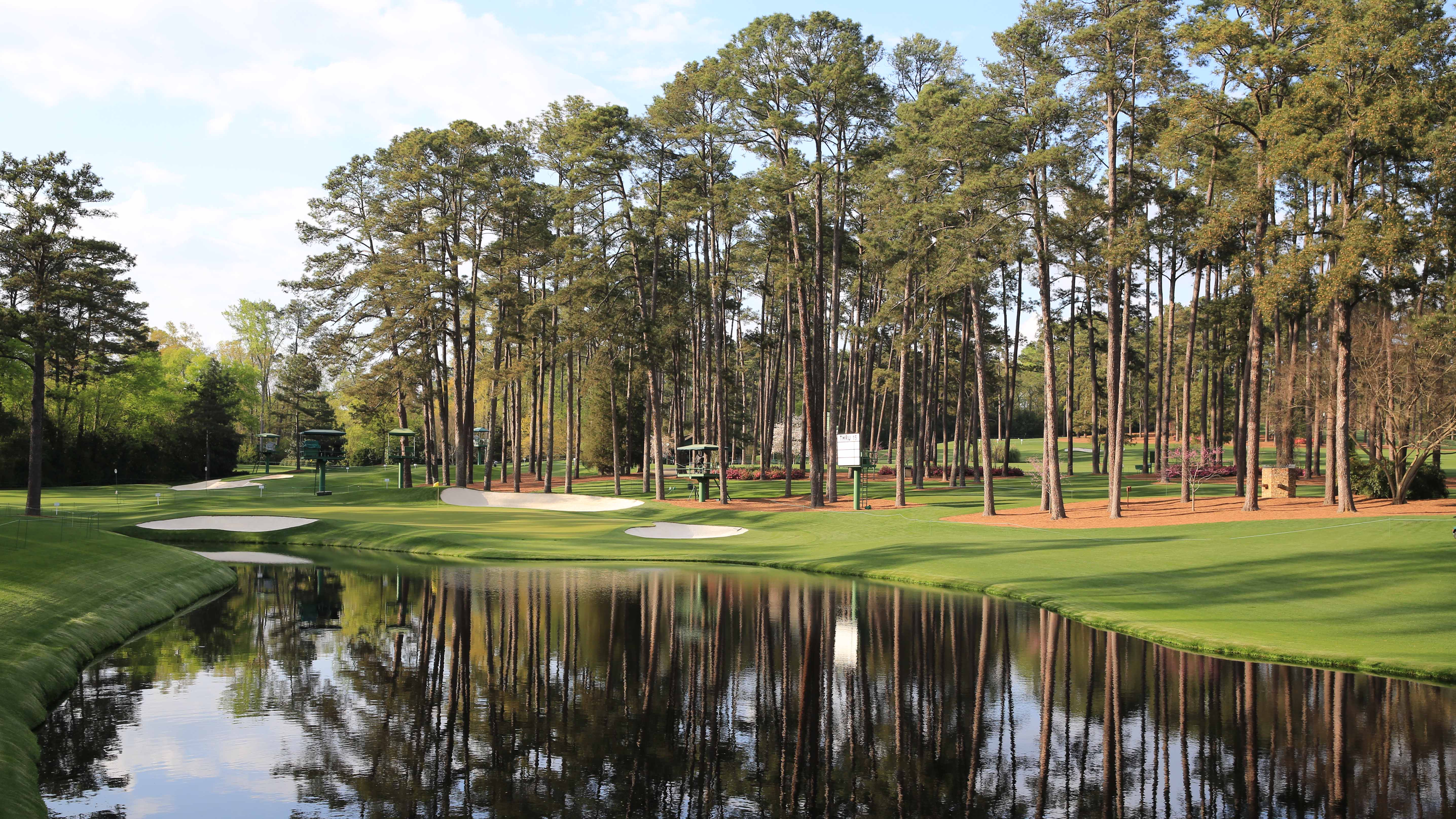 Win a trip to Augusta in 2022