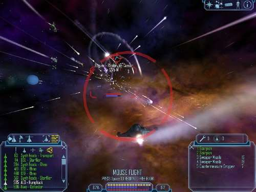 25 best space games ever