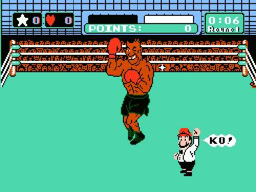 25 best sports games ever punch out
