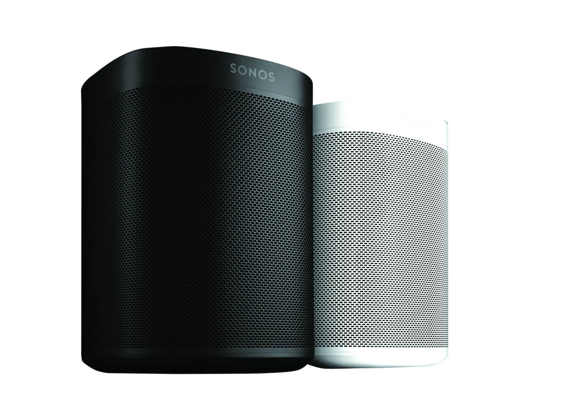 review sonos one smart speaker audio pc tech authority. Black Bedroom Furniture Sets. Home Design Ideas