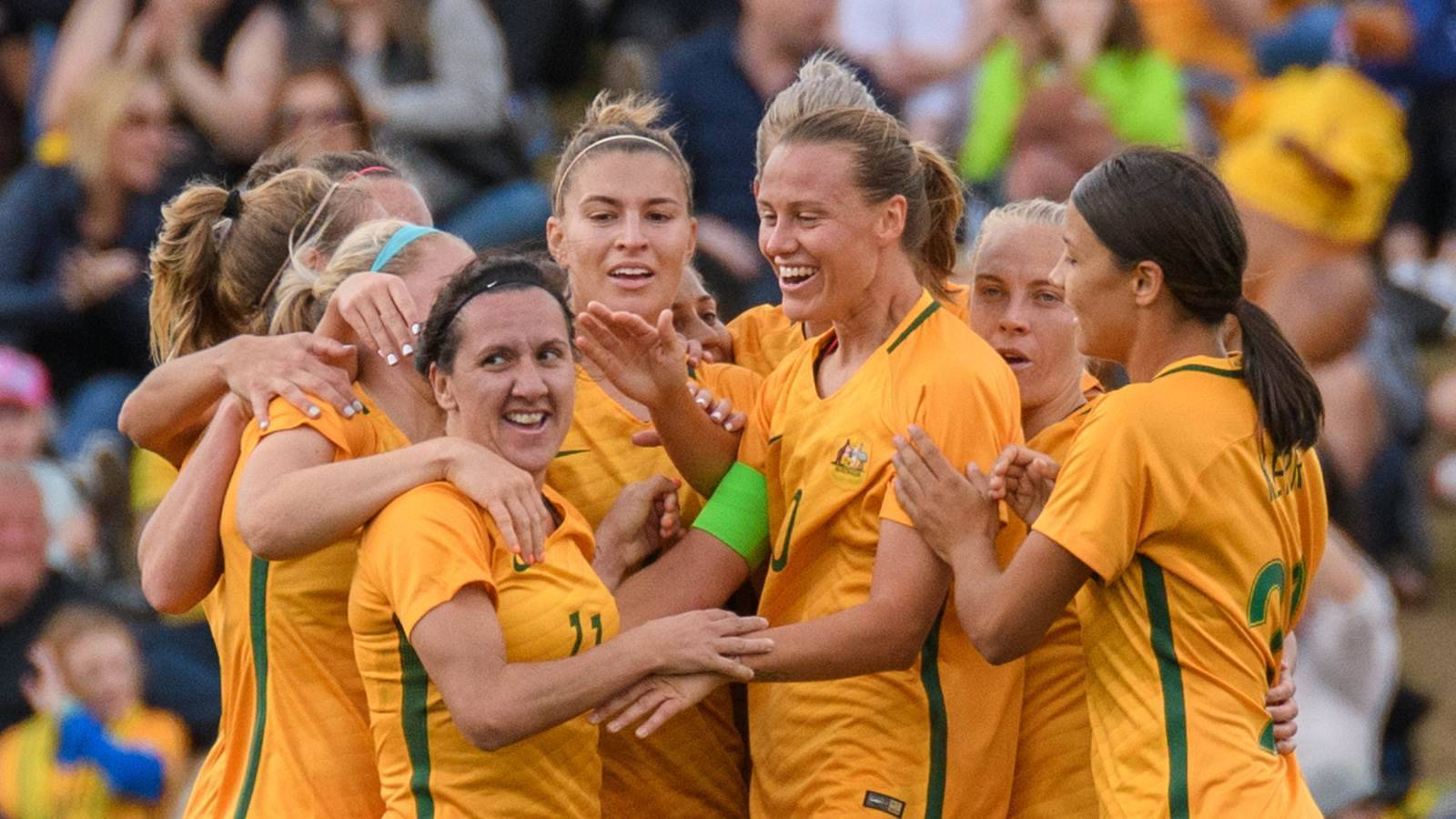 150 cap De Vanna in for Matildas to face Jamaica