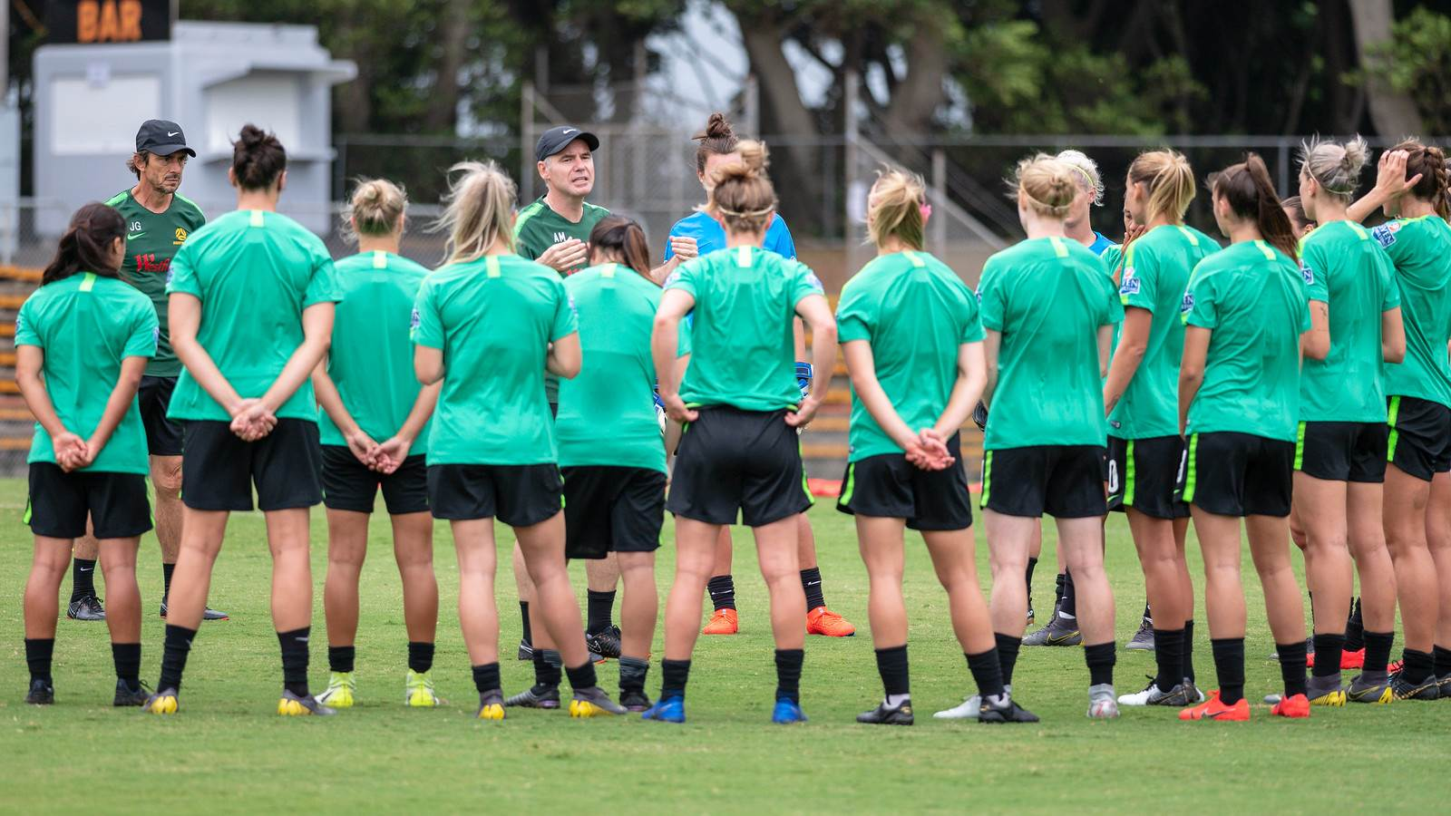 Unchanged Matildas set for Golden playoff