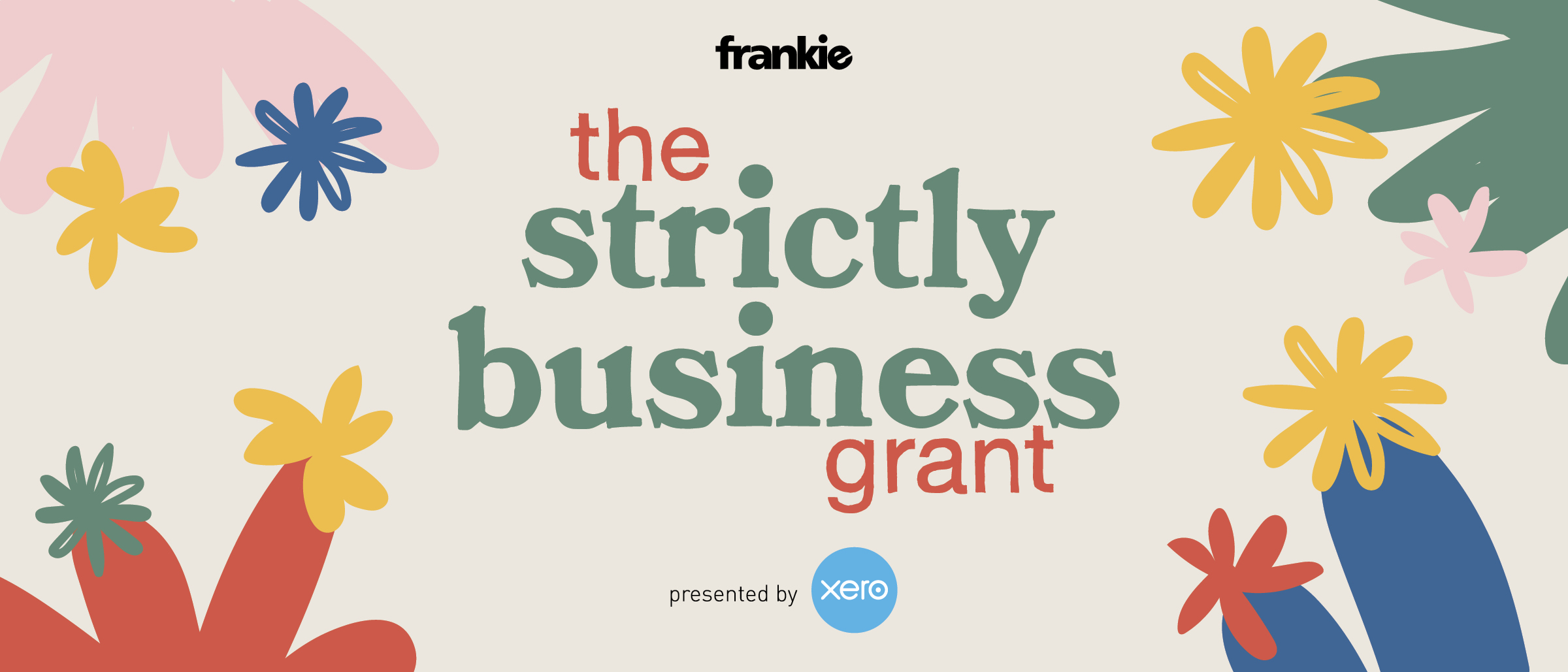strictly business grant