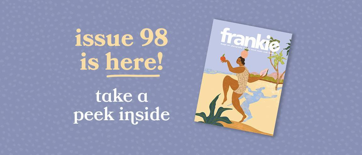 issue 98 is here