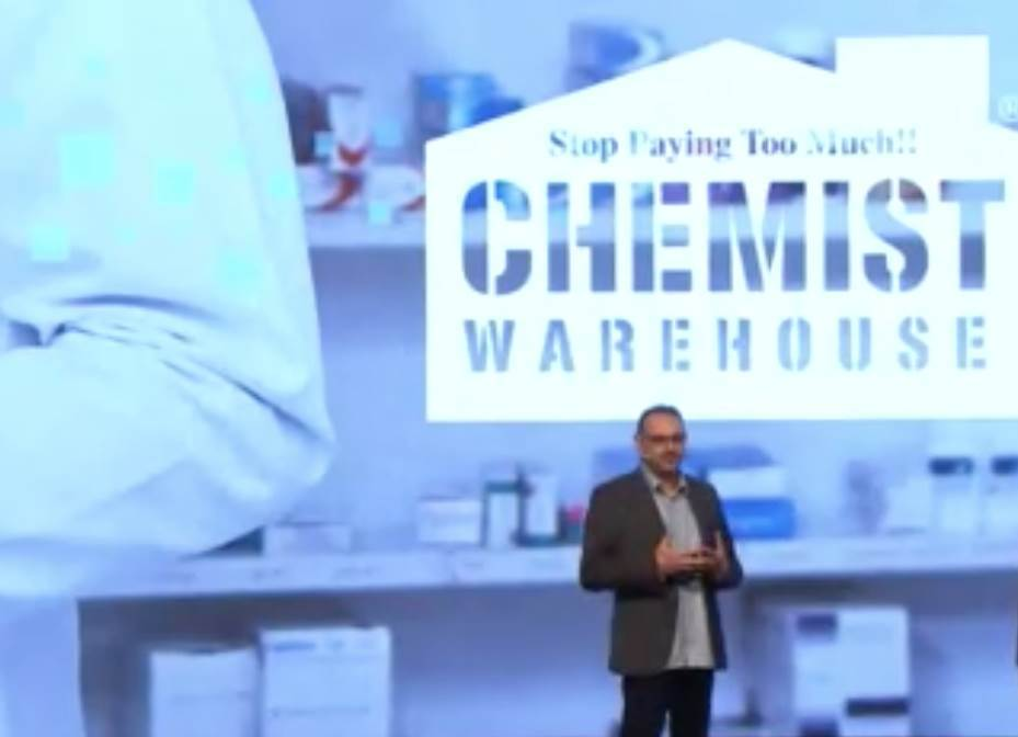 Chemist Warehouse could create an internet of medicine