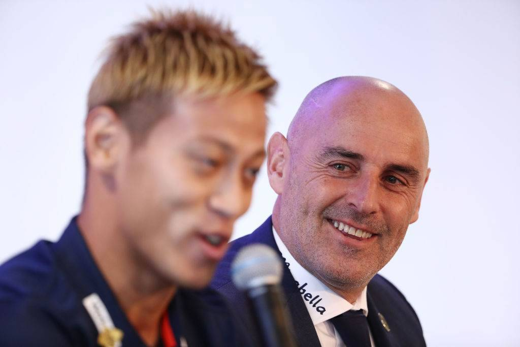 Muscat: Young footballers need to help themselves