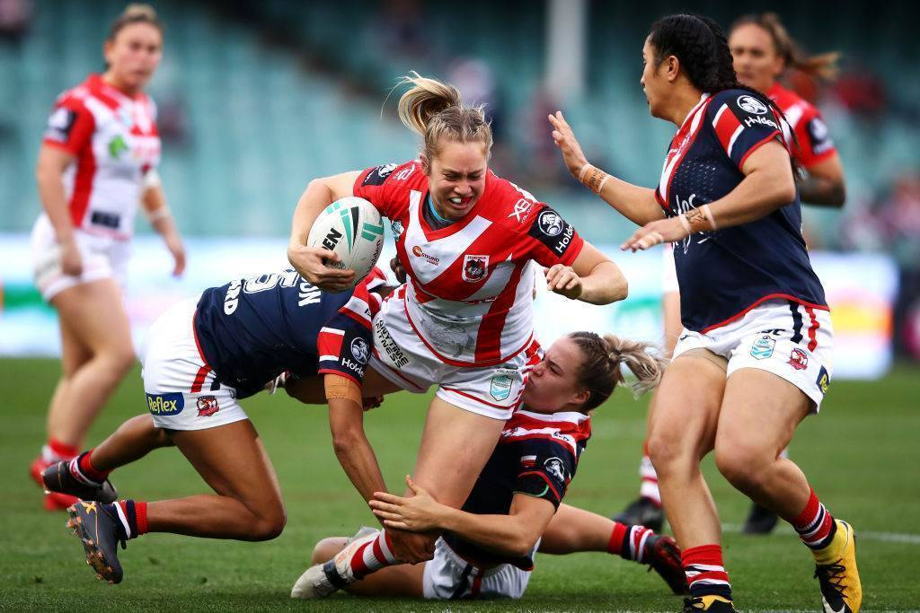 'Give us more rounds!': NRLW players want bigger and better competition