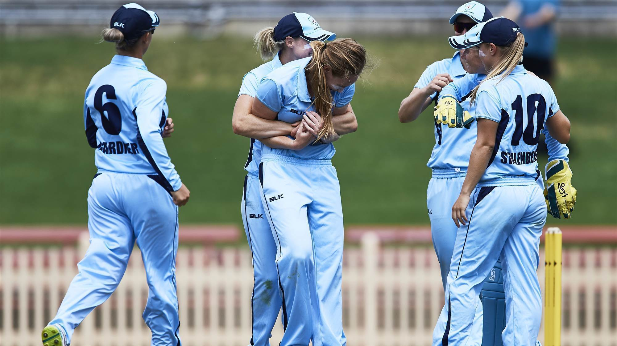 The road back to green and gold - Cricket - The Women's Game