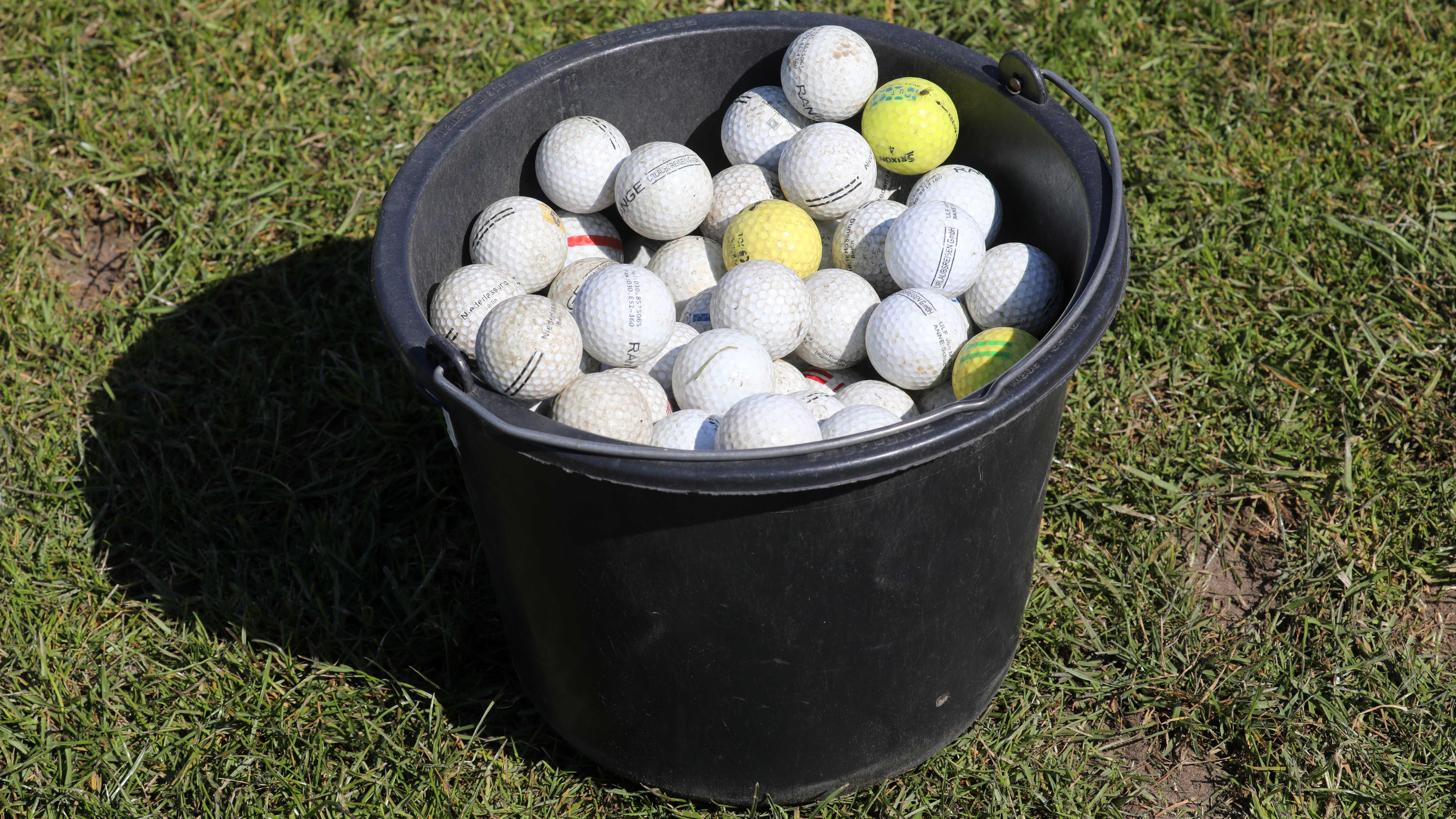 AGIC backs golf ball recycling program