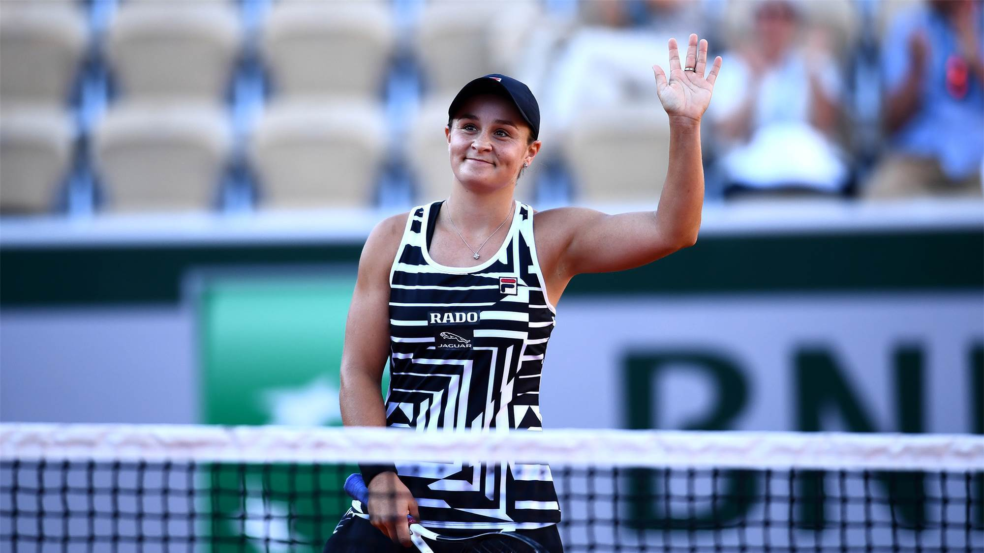 Barty continues French Open run