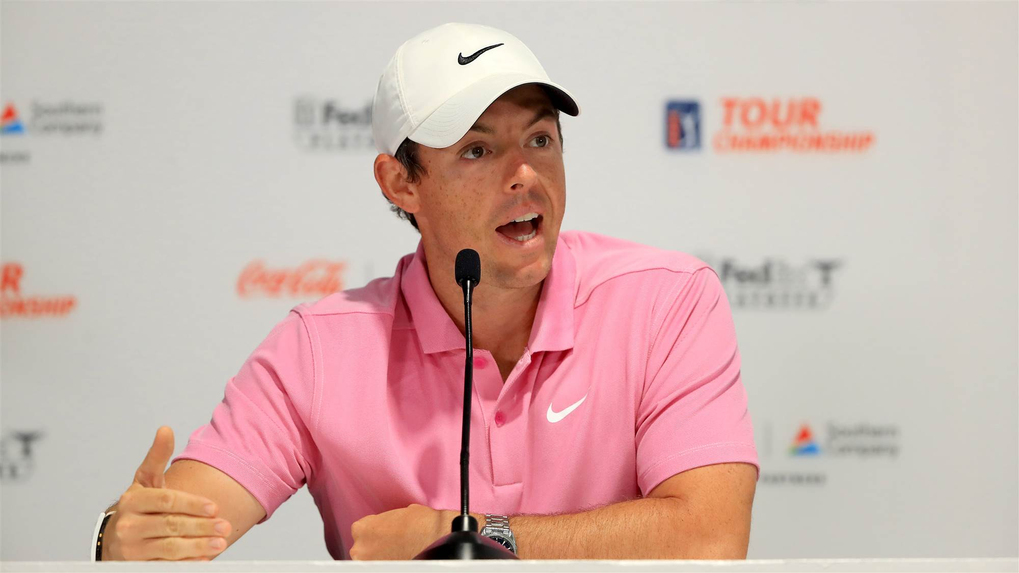 Fans don't care about money: McIlroy