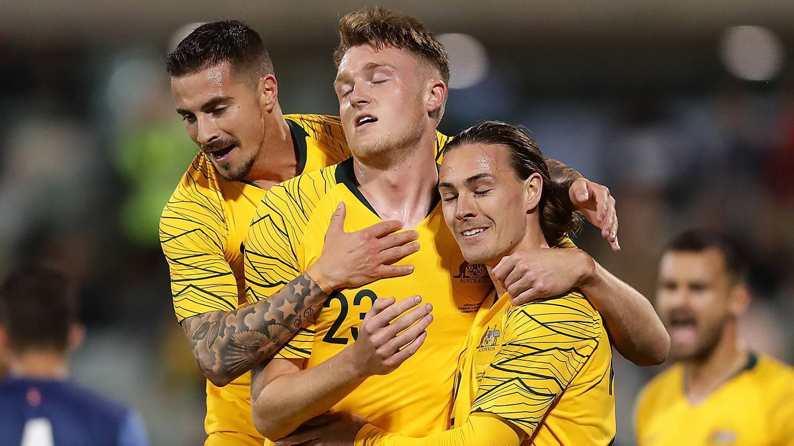 Revealed! Who the Socceroos will face in Copa America