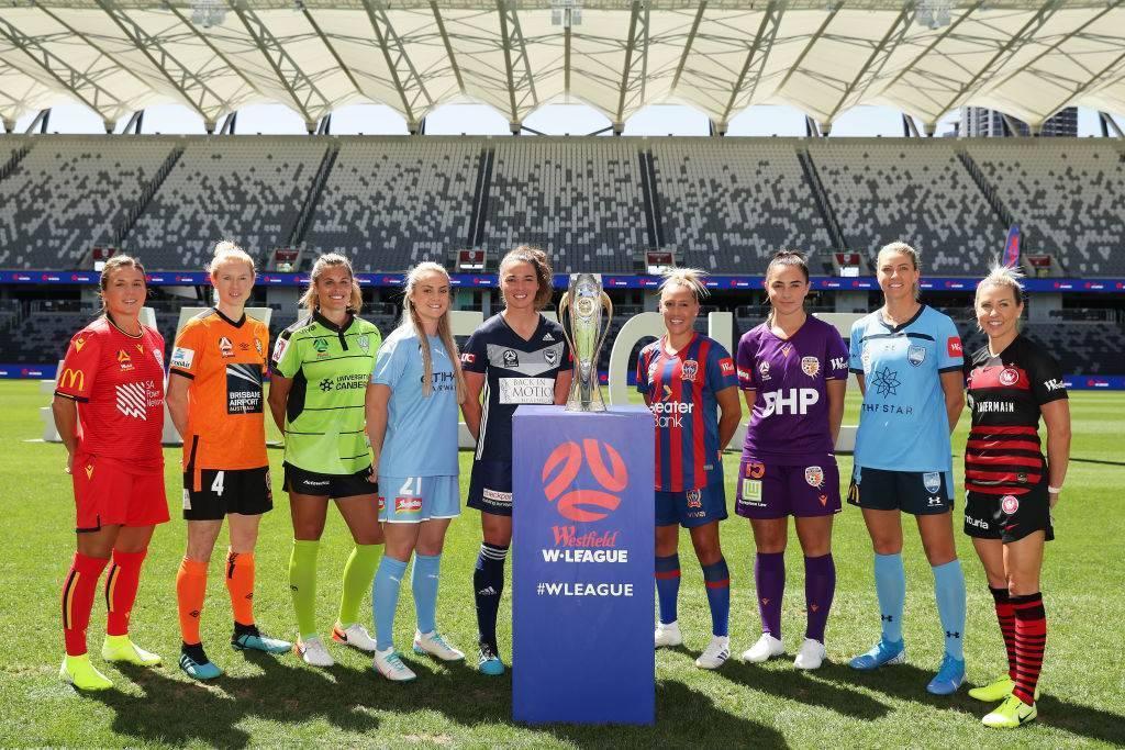Women's Football in Australia - cover