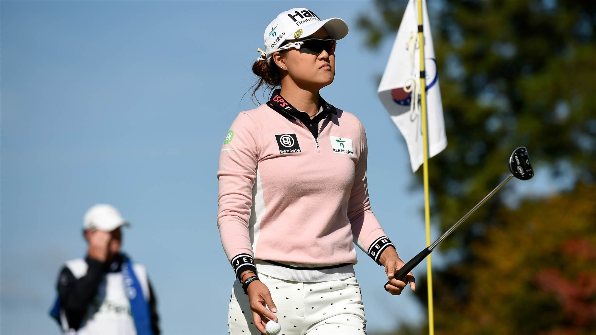 Minjee Lee claims third at Japan Open