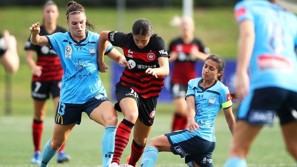 W-League's new star praises Future Matildas as her route to 2023