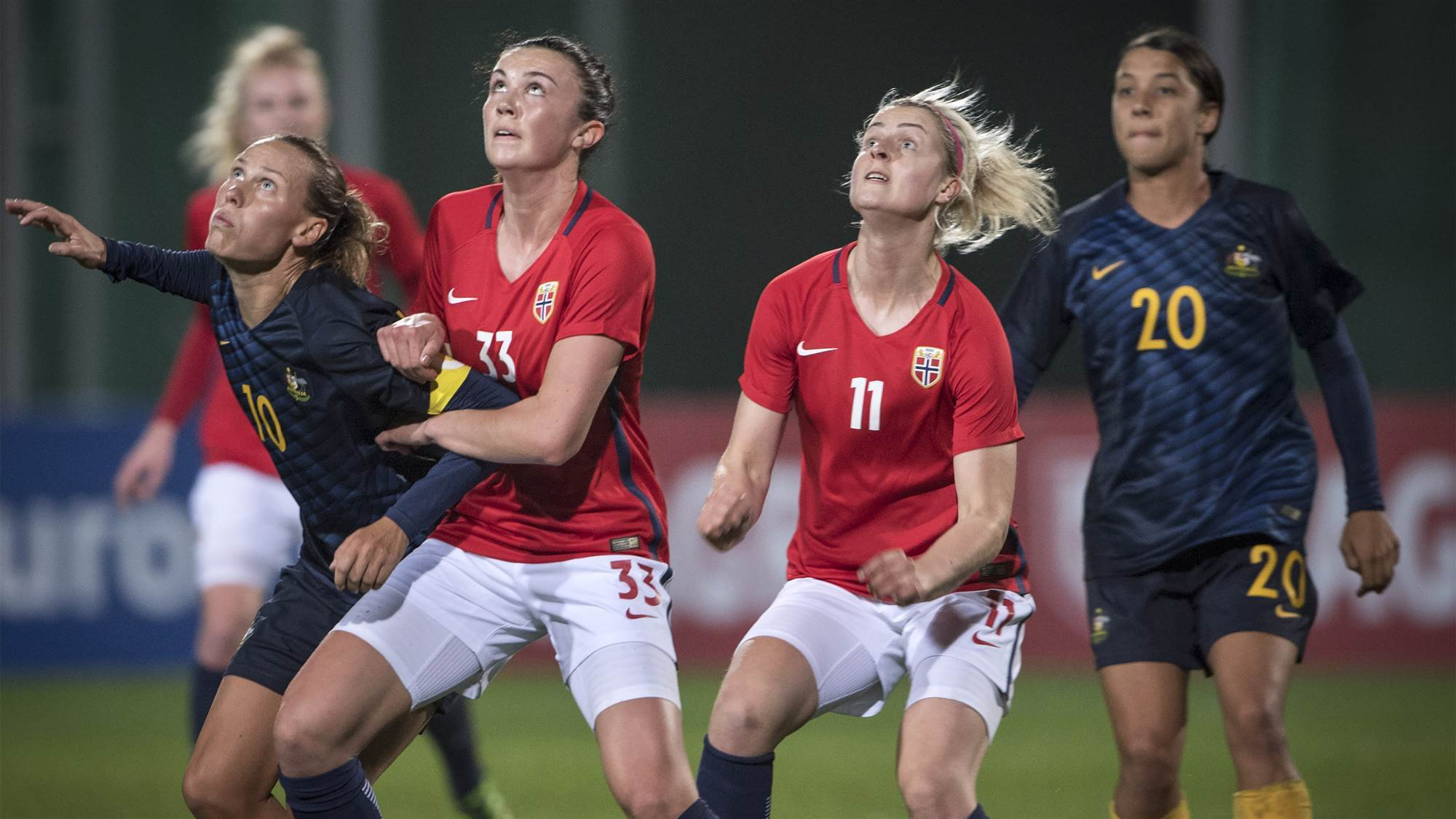 Match Preview: Norway v Australia - The Women's Game - For ...