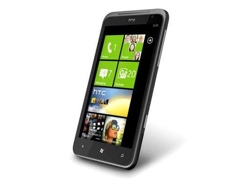 HTC Titan gadget flashback