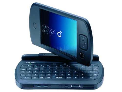 HTC Universal gadget flashback windows mobile 3G clamshell
