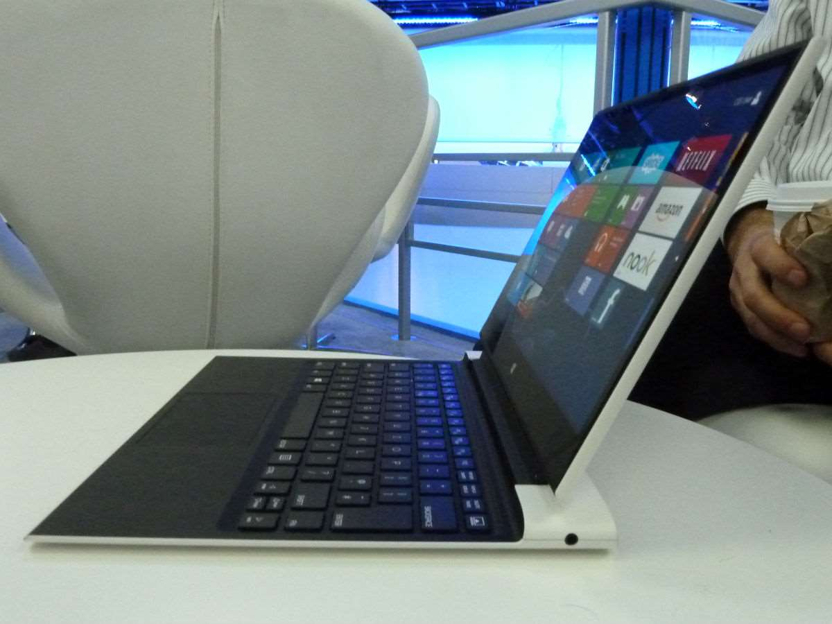 Intel North Cape Ultrabook