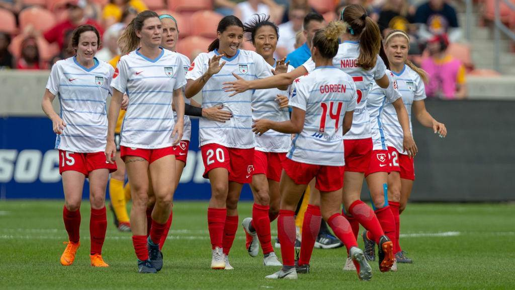 'Kerr has almost as many goals as several NWSL teams'