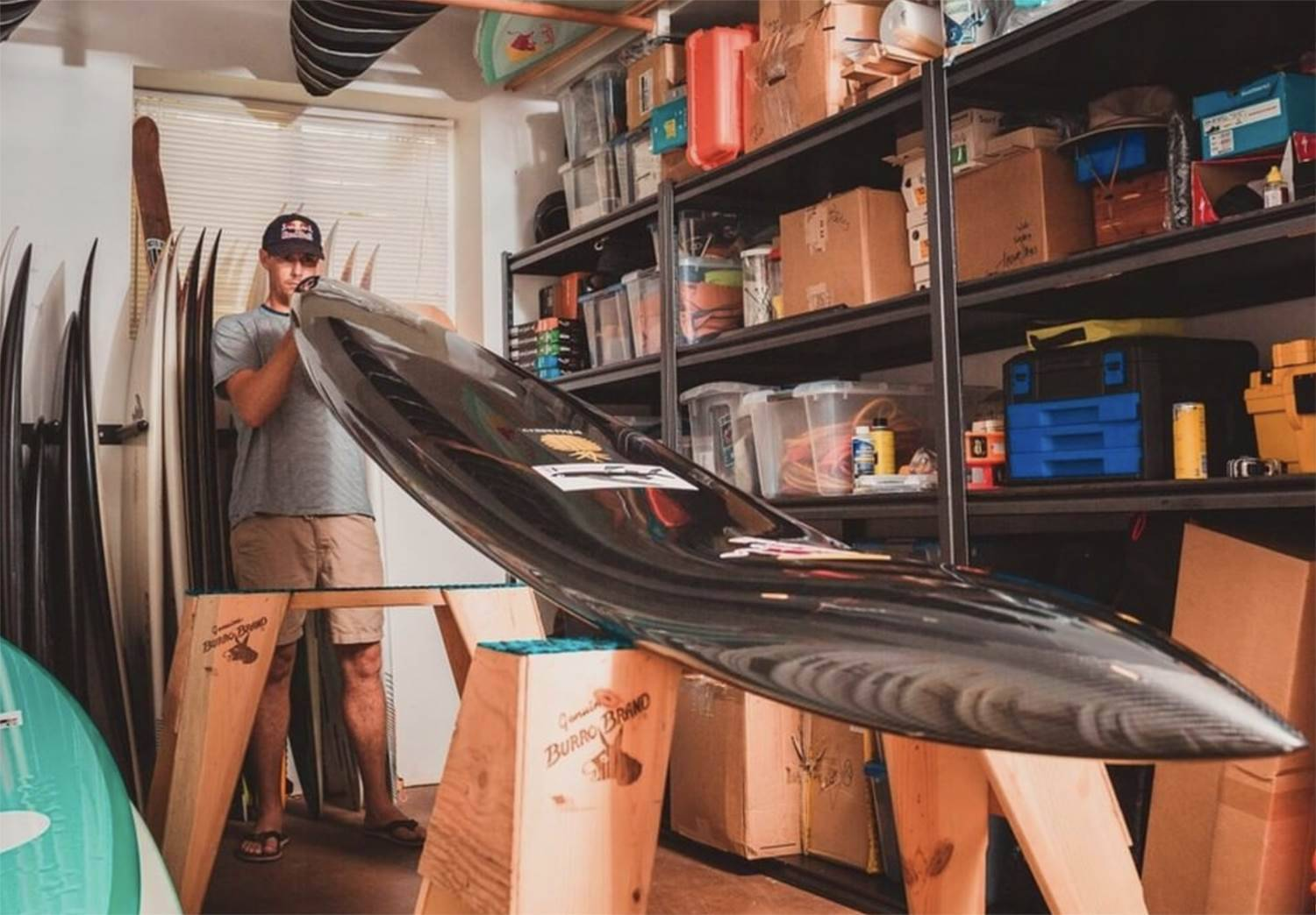 Could This Be The Board That Changes Big Wave Surfing Forever?