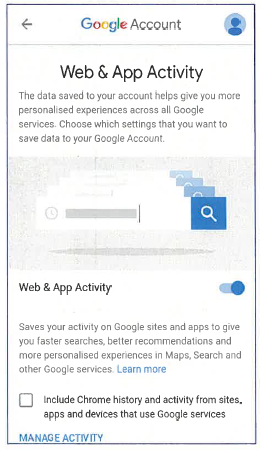 Google misled Android users about location data collection