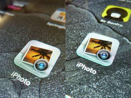 Apple new iPad 3 2012 review – iPad 2 screen vs iPad 3 screen