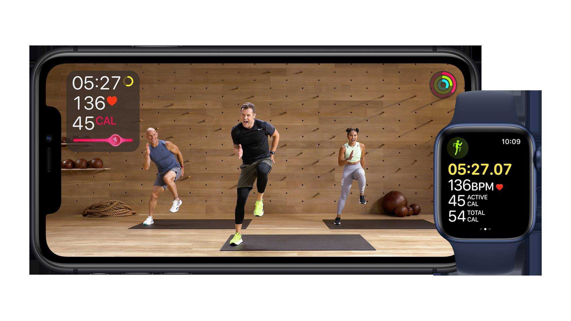 Apple rolls out virtual fitness service, subscription bundle, new hardware