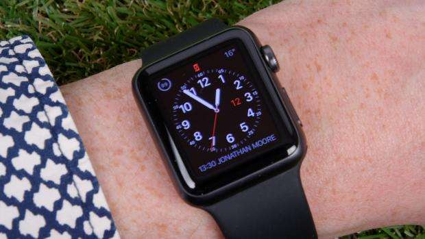 Apple Watch review - on wrist