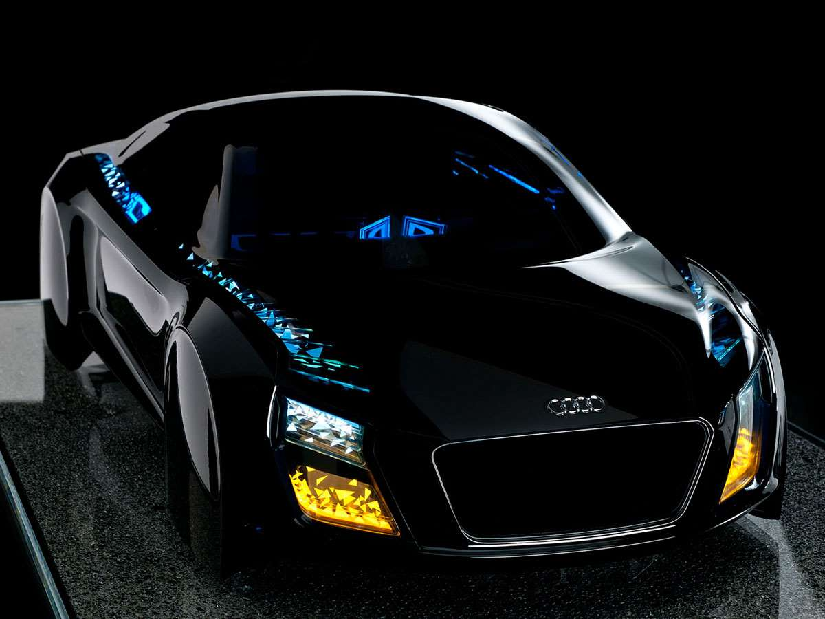 Selfdriving Audi A Rolls Up At CES Stuff General PC Tech - Audi car that parks itself