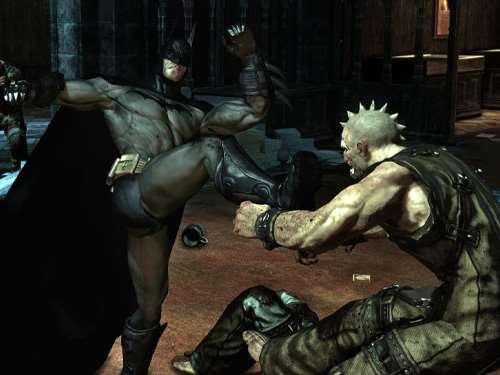 best superhero games ever batman arkham asylum
