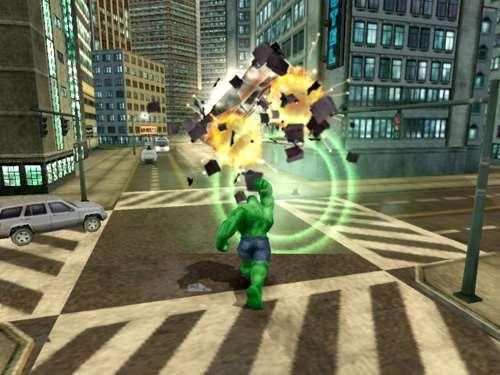 best superhero games ever the incredible hulk ultimate