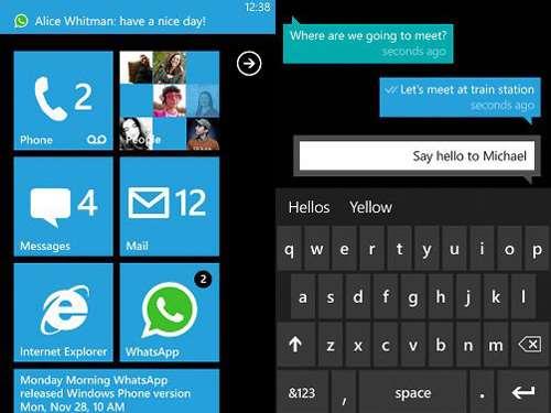 best windows phone apps whatsapp