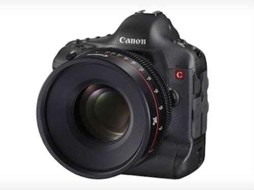 canon 4K EOS DSLR camera rumour