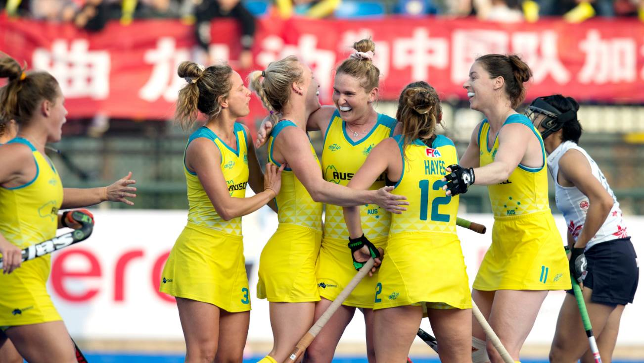 2019 Hockey Squad Announced - More Sport - The Women's ...