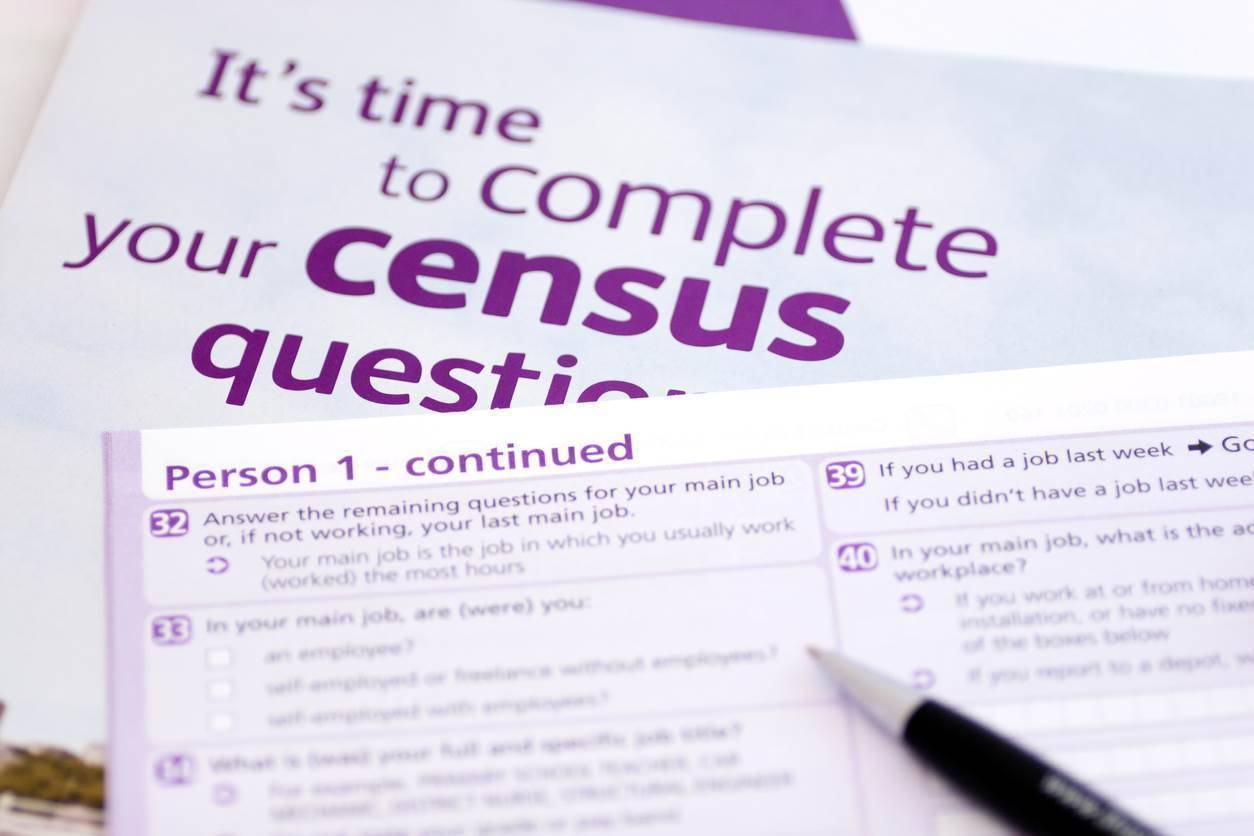 mandatory long form census forms - 1068×712