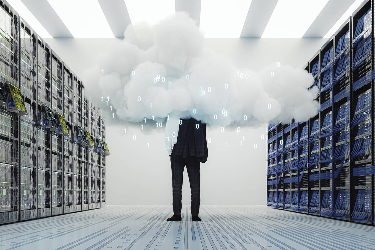 cloud in the data centre.'