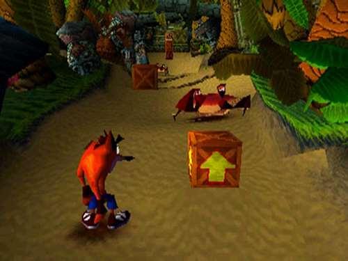 crash bandicoot best playstation games ever