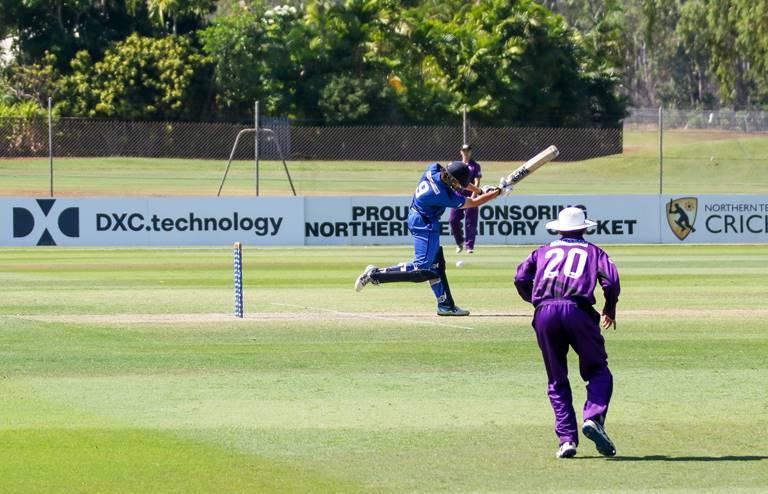 DXC named Premier Partner of NT Cricket