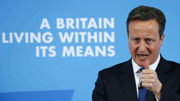 David Cameron Conservative Ban Encryption