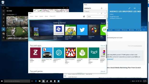 Windows 10 review: The desktop is back at the forefront of Microsoft's thinking in 2015 and for the better, too