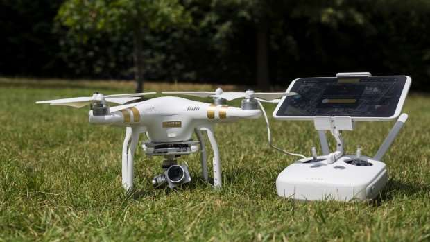 DJI Phantom 3 Professional review: Setting up is quicker now, thanks to the new lightbridge connection
