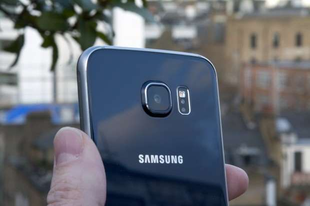 Samsung Galaxy S6 - camera