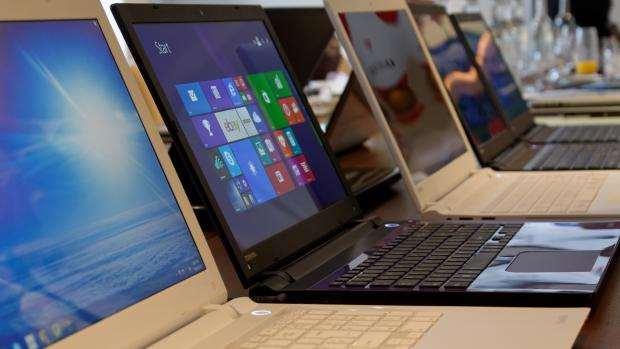 New Toshiba Satellite laptops