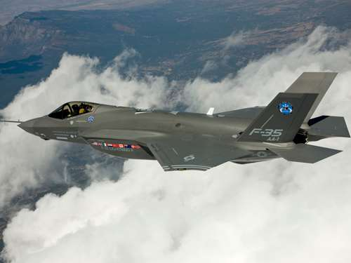 for the price of facebook F-35 fighter plane